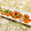 デリス - 料理写真:ディナー|セレクトお肉料理例「ポークの野菜巻き」