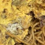 スパゲッティハウス - ピカタ 粉チーズかけて