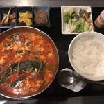 韓国料理 土火土火 -
