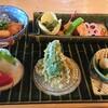 山翠庵 - 料理写真:和ランチ 1,300円、ご飯大盛100円(税込)
