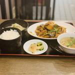 中国料理天座 - 料理写真:お料理