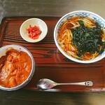 農協直営食堂 - 料理写真: