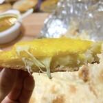 サパナ - チーズナン
