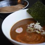 中華蕎麦 とみ田 - 麺もスープも店で食べるものと一緒