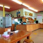 大谷製麺所 - ゆったりとした店内