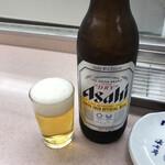130386661 - ビール(大ビン) 660円