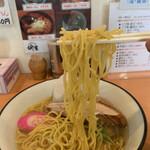らーめん 吟屋 - 麺はカネジン食品製