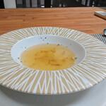和フレンチ&カフェ そられ - スープ