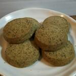 レモンドロップ - 料理写真:アールグレイクッキー