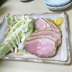 幸寿司 - 鴨ロース