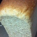 森のパン屋 花穂 - 花穂食パン