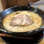麺処 まさ屋 - 料理写真:コッテリ味噌ラーメン