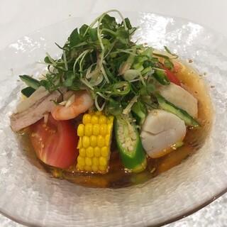 ◆夏季限定冷麺ご用意いたしました