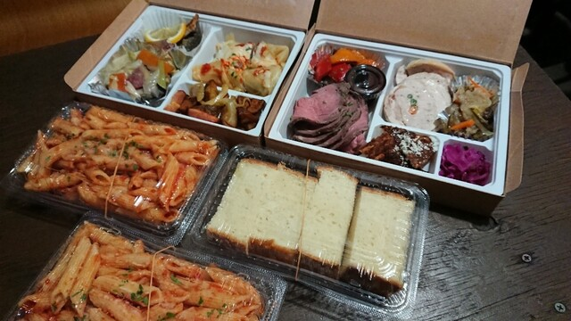 炭火焼赤身肉とクラフトビール ヴァベーネ 下北沢店の料理の写真