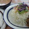 洋庖丁 - 料理写真:からし焼き定食