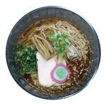 麺や ハレル家 - 冷たい中華そば