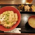 結の箸 - かつ丼(500円)