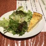 Oichi - ランチのセットサラダ