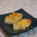 ひととき - 元祖 玉子焼き 明太チーズ