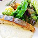 ポコイ - 料理写真:日替りpokojプレート(お魚料理)