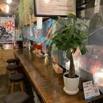 東南アジア食堂 マラッカ - 東南アジア食堂マラッカ Malacca Canteen カウンター座席のみ