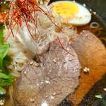 牛楽亭 - 冷麺