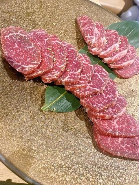焼肉 番軟侍の料理の写真