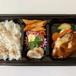 Hisa - 料理写真:Hisa 特性ハンバーグ弁当