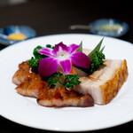 福全徳 香港名菜 - お任せ前菜3種盛り