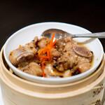 福全徳 香港名菜 - スペアリブ黒豆味噌蒸し