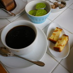 Patisserie Reve - コーヒー