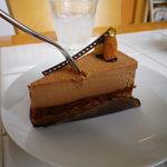 Patisserie Reve - チョコレートケーキです