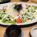ひない小町 - 稲庭うどんサラダ