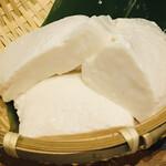 ひない小町 - 手作りざる豆腐