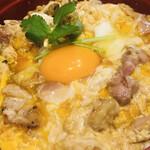 ひない小町 - 比内地鶏の究極の親子丼