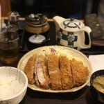 とんかつ 梅亭 - 料理写真: