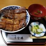 うな勝 - うな丼 3600円