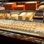 エーデルワイス洋菓子店 - 商品ラインナップ 訪問時期は2月中旬