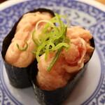 無添くら寿司 - 料理写真:ねぎマグロ