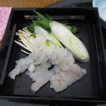 懐石 櫻 - はも鍋