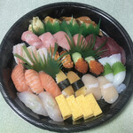 まつば寿司 - 料理写真: