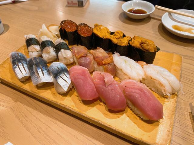 すし屋 銀蔵 秋葉原本館の料理の写真