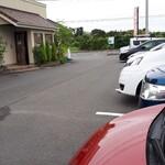 まんぼう - コロナ禍の中、駐車場️は満車です。