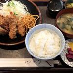 とんかつ 松よし - 料理写真: