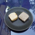 BISTRO FAVORI - 冷たい低糖チーズケーキ