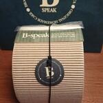 B-speak - Pロール