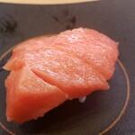 かっぱ寿司 - 最初はまあ旨い200kg級本マグロ大トロ