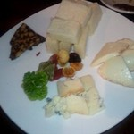 Standing Bar musso - チーズ盛り合わせ
