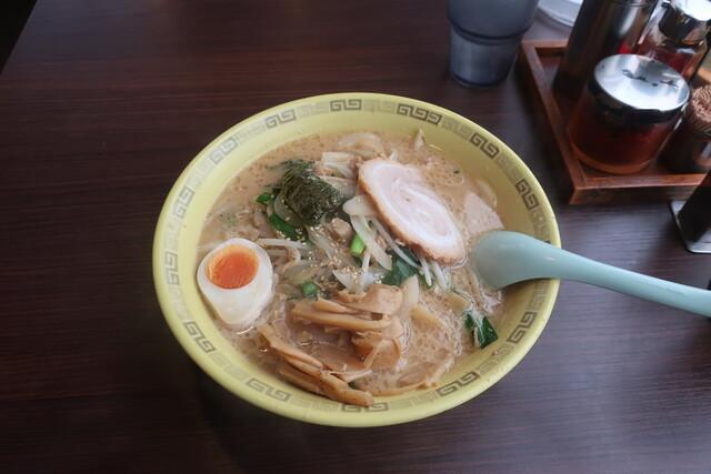 江川亭 保谷店の料理の写真