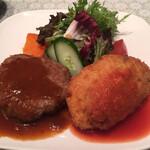 レストラン ヨコオ - 今日のランチメニュー